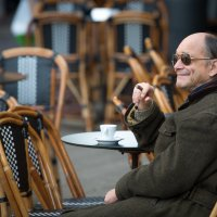 кот Базилио на пенсии.. :: человечик prikolist