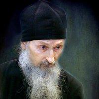 Старец. :: Марина Соколова