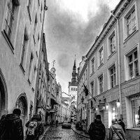 Таллин. Улицы старого города :: Андрей Иванов