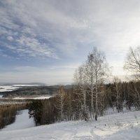 Гора Вишневая. :: Сергей Адигамов