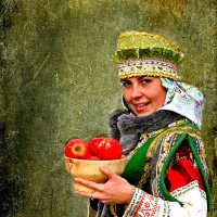 Дончанка. :: Марина Соколова