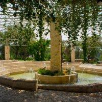 Фонтан в Емин Моше. Иерусалим. :: Игорь Герман