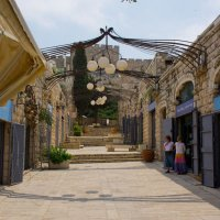 Галерея в Иерусалиме :: Игорь Герман