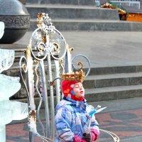 Царевна... нет.. Королевна!! :: Дмитрий Сушкин