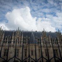 Руан - Дворец Правосудия :: Александр Беляков