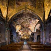 Церковь Богоматери францисканского монастыря , Ницца :: человечик prikolist