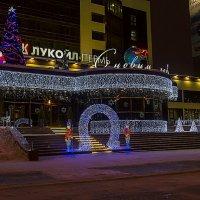 Праздничные убранства города. :: Валерий Молоток