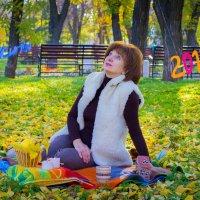 осень :: Анастасия Литвиненко