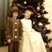 Новогоднее настроение 2 :: Евгеша Сафронова