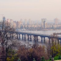 Осенний Киев :: dimakoshelev Кошелев