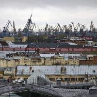 Петербург-город порт :: ник. петрович земцов