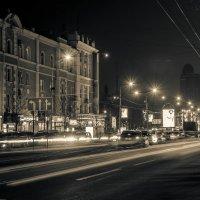 Вечером на Артема... :: Сергей Офицер