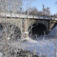 крещенский мост :: Геннадий Дмитриев