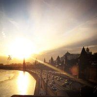 Москва-река :: Дарья .