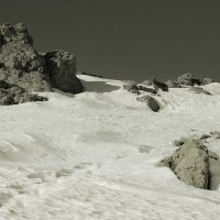 Зимнее плато :: Михаил Баевский