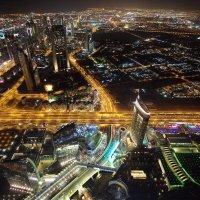 Ночной Дубай...ОАЭ. :: Александр Вивчарик