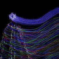 New Year Garland. Wave :: Станислав Орлов