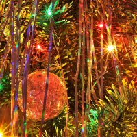 новый год :: мария корбут