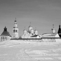 Спасо-Прилучкий монастырь :: Владимир Ненартонис