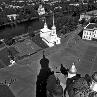 Кремлёвская площадь :: Владимир Ненартонис