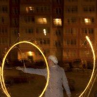 Волшебная палочка :: Сергей Тарасенко