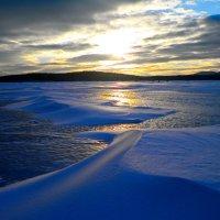 Снежные дюны :: Стил Франс
