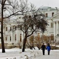 Елагиноостровский дворец :: ирина )))