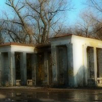 Руины :: Алла Рыженко