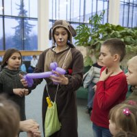 Репортаж с детской елки :: Светлана Яковлева