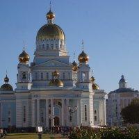 Главный собор Саранска :: Николаева Наталья