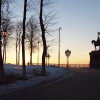 Утро в парке :: Андрей Зайцев