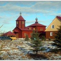 Сельская церковь :: Павел Галактионов
