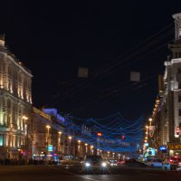 На Пушкинской :: Максим Коротовских