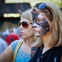 Женщина-кошка :: Олег Козлов