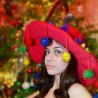 Новогодний портрет :: Inna Popova