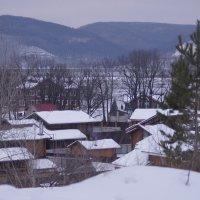 Зима в Жигулевских горах :: Мира Туркина