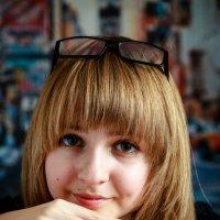 Моя внучка :: anatoly