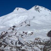 Вид на Эльбрус с Чегета. :: ФотоЛюбка *