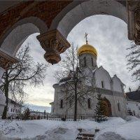Звенигород . Саввино-Сторожевский монастырь :: Виктор Перякин