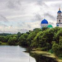 Калужская Свято-Тихонова пустынь. :: Тамара Бучарская