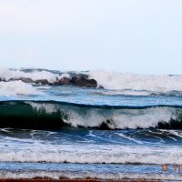 шторм :: Оксана Чепкасова
