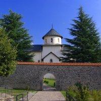 Монастырь Морача :: Михаил Тарасов