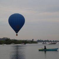 Фестиваль воздушных шаров :: Natalia Gurieva