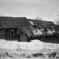 заброшенный дом :: Анастасия Тимошина