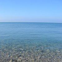 Идеальное море - утром :: Karina Mart