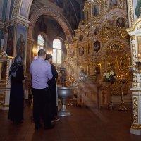 Крещение :: Юлия Рева