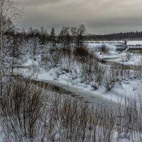 Плотина. :: Валерий Молоток