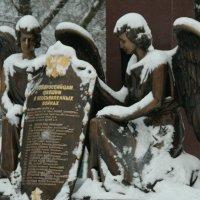 Ангелы в снегу :: Константин Николаенко