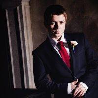 Свадебная фотосессия в готическом костёле :: Katya Tyo