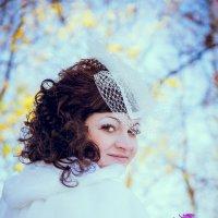 ты только подумай какою....я буду красивой невестой...)))) :: Ольга Шульгина